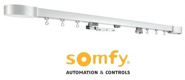 Электрокарнизы Somfy